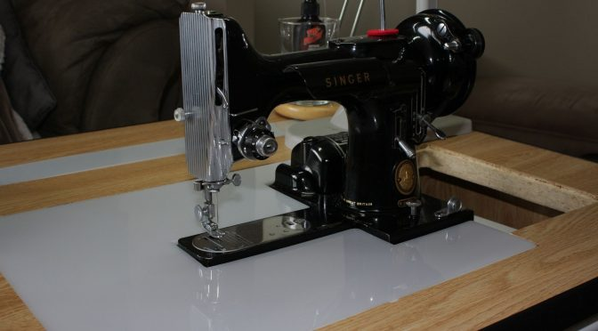 Followup to the Universal adjustable sewing desk